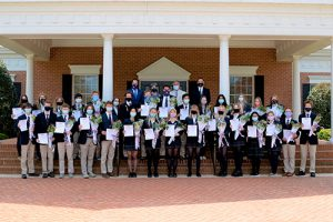 Worcester Prep Inducts Art School Honorees