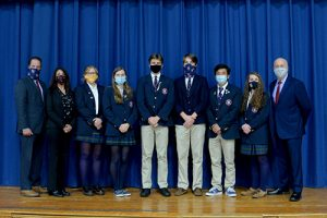 International Thespian Society Inductees Named At Worcester Prep