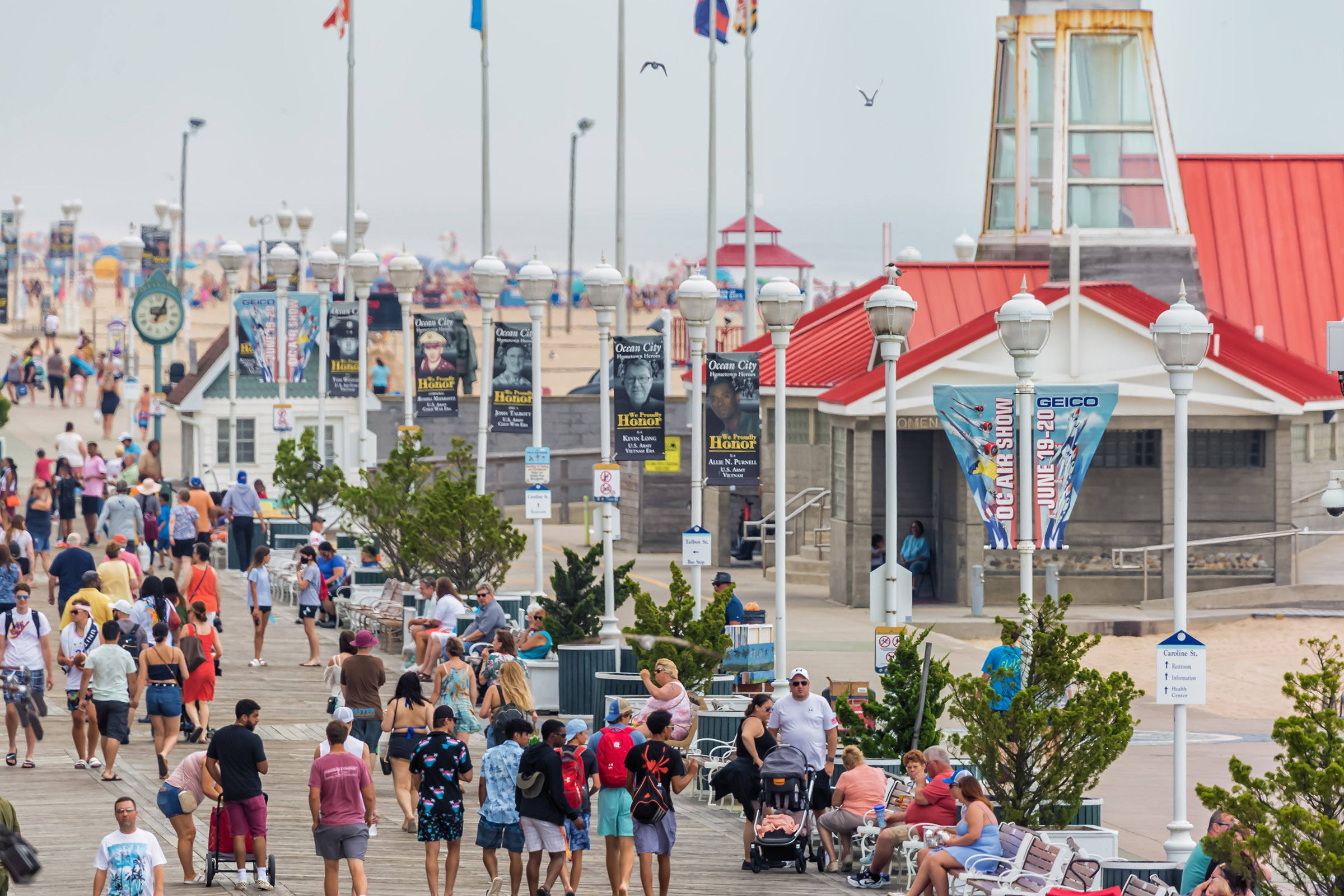 Ocean City In Early Stages Of Rebranding Process; Gathering Visitor Data A Key Step