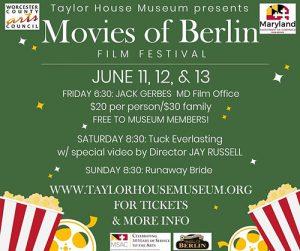 Berlin Museum To Host First Film Festival Next Weekend