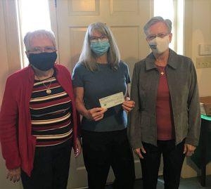 Charity United Methodist Donate $15,000 To Coastal Hospice