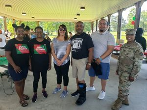 Juneteenth Snow Hill Freedom Walk Held At Byrd Park