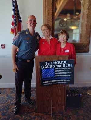 Republican Women Of Worcester Hold Annual Red, White & Blue Luncheon