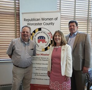 Republican Women Hold General Meeting At Coral Reef Restaurant