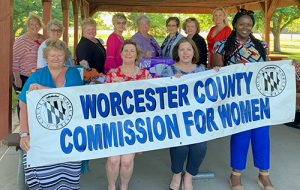 Worcester County Commission For Women Meets First Time In Person Since COVID Pandemic