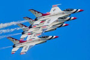 'Humble Hero' Chosen To Fly With Thunderbirds Through 'Hometown Hero' Program