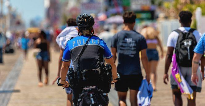 Ocean City Police Begins Body Camera Trial