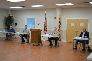 Ocean Pines Candidates Discuss Views At First Forum