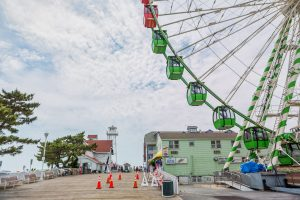 UPDATED: Big Wheel To Come Down Over Encroachment Issue