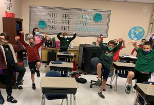 BIS Students Review Punctuation