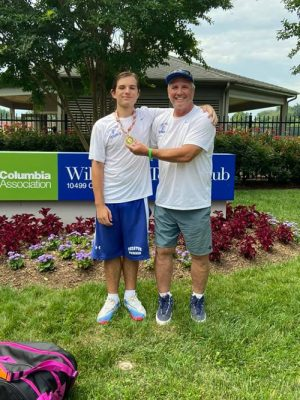 Decatur's Fisher Wins State Tennis Title