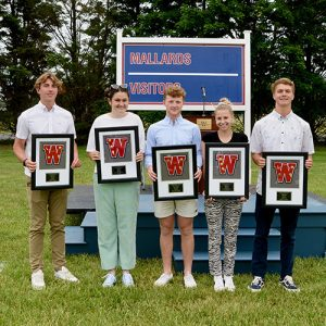 Worcester Prep's 12-Letter Club Admits 5