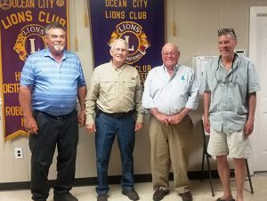 Assateague Hunting Lodges Subject Of Presentation At OC Lions Club