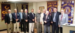 OC Lions Induct New President