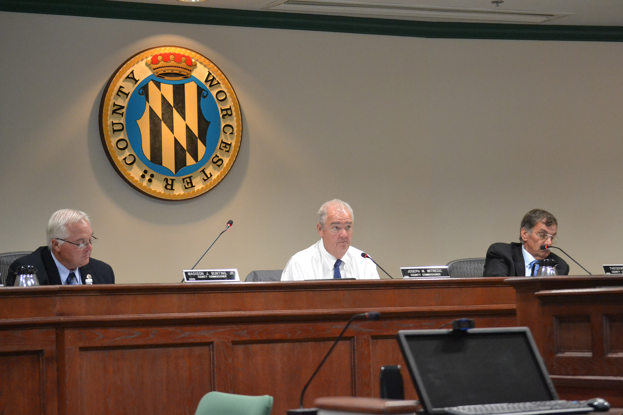 County allocates most bailout funds to firefighting and broadband companies