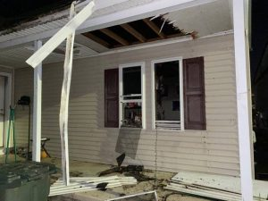 Community Stepping Up To Help Displaced Family After Fire
