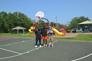 Berlin Approves Nonprofit's Plans To Paint Basketball Courts