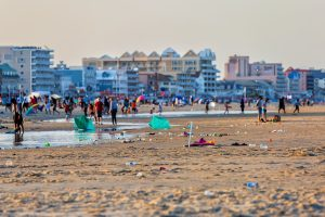 Ocean City's Anti-Litter Campaign Sees Mixed Early Results