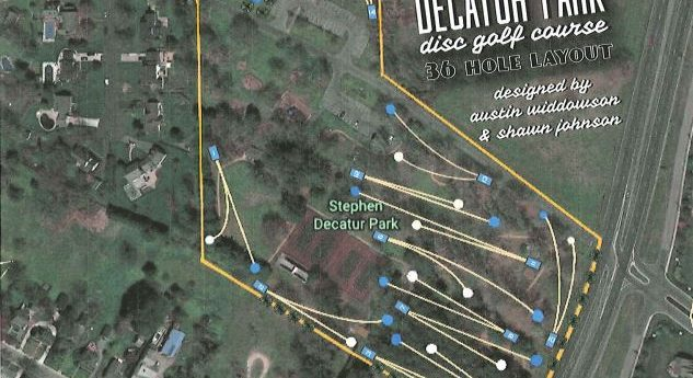 Berlin Delays Proposed Disc Golf Donation Request Decision