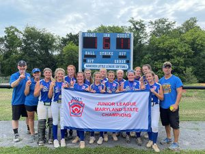 Jr. League All-Stars Capture State Title