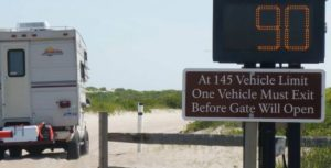 Assateague OSV Work To Begin July 12; Access Gates Will Be Moved Closer To Beach