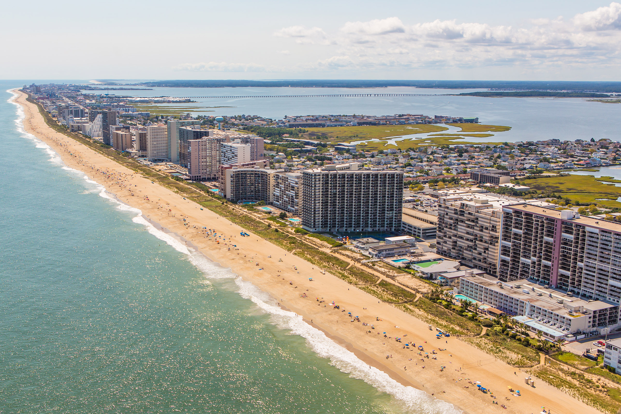 Ocean City Investigating What Injured Girl In Ocean; Statement: 'Marine Life Has Not Been Ruled Out'