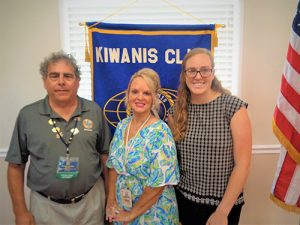 Kiwanis Club Hosts Dept. Of Social Services Speakers From Somerset, Wicomico & Worcester