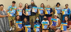 """Art League Holds """"Paint Nights At The Princess"""""""