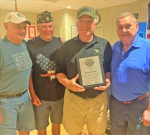 Smith Named Legionnaire Of The Year