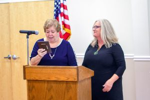 Gilmore Honored With Annual Volunteer Award; OPA Unable To Hold Annual Meeting Without Quorum