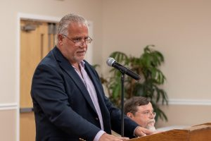 OPA Candidate Deemed Ineligible For Election; Votes Will Not Count For Farr