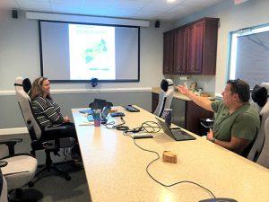 Tech Company, School Teacher Partner On Externship