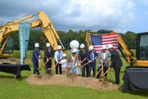 AGH Kicks Off Gudelsky Family Medical Center Construction Off Route 589