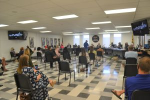 Citizens Question Why School Board Not Voting On Mask Mandate
