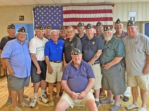 American Legion Swears In New Officers