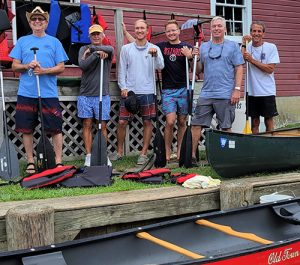 Local Group Of Brothers & Friends Hold 20th Anniversary Canoe Trips
