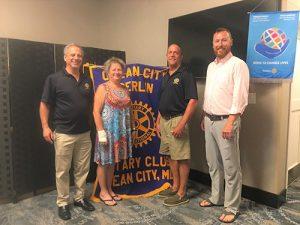 OC-Berlin Rotary Install New Officers