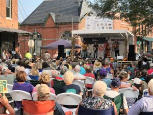 Big Changes For This Year's Berlin Fiddlers Convention; 'It'll Be The Best Of The Best Performing'
