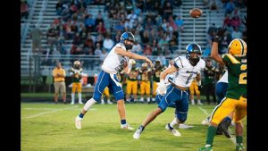 Seahawks Roll Past Indian River, 48-15