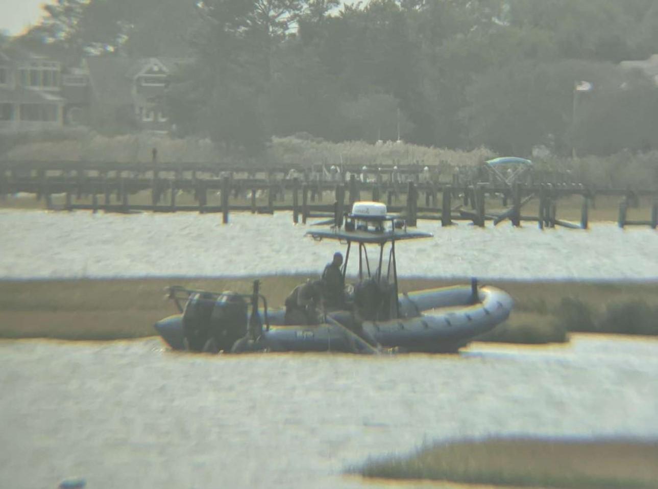Investigation Underway After Body Found Near South Point