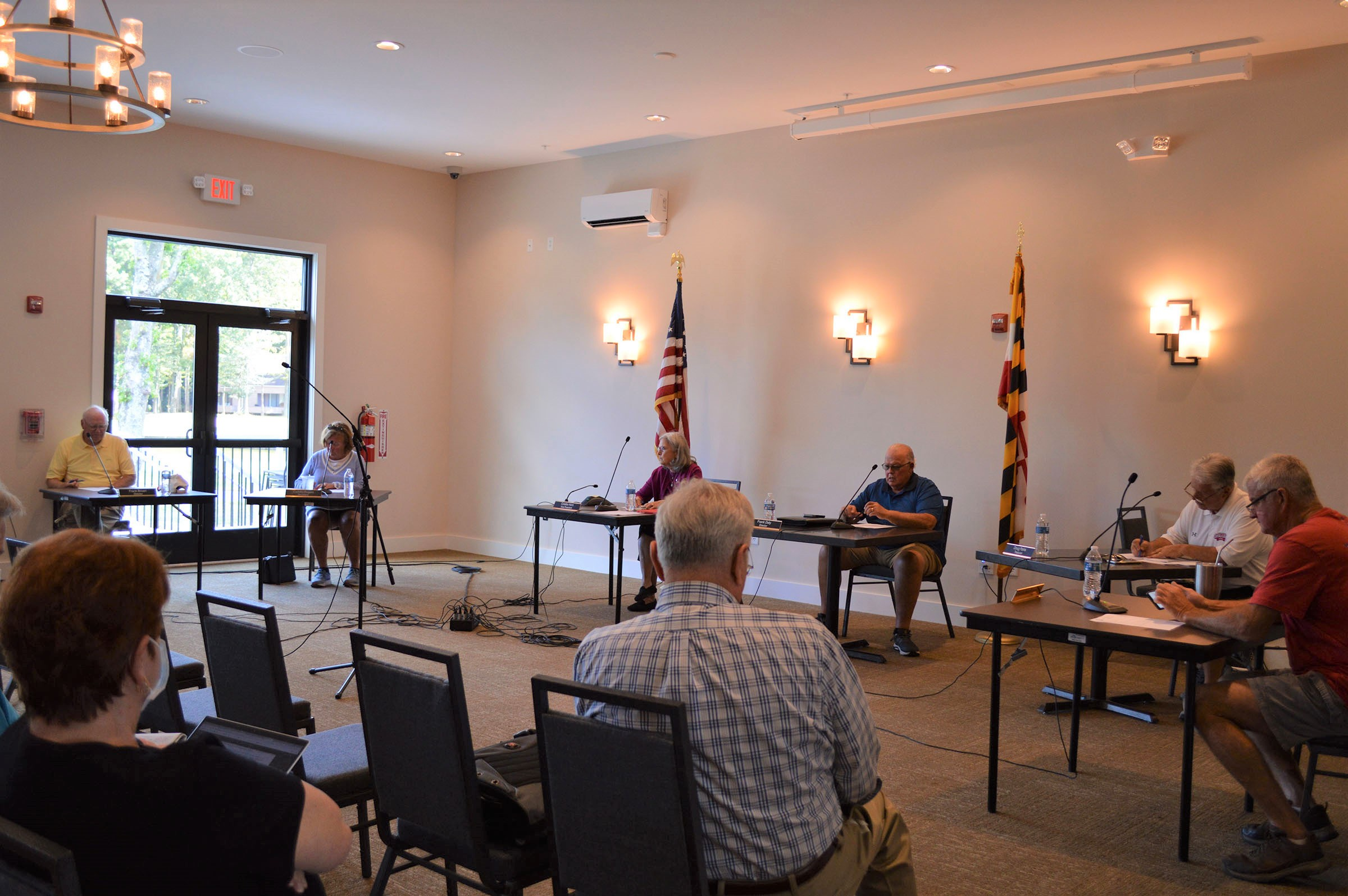 Council of Ocean Pines to redo the election;  Board member announces resignation after 'horrific' experience