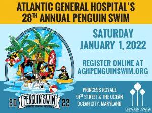 Atlantic General Hospitals 28th Annual Penguin Swim