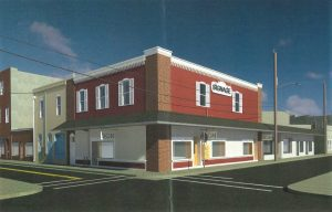Historic District Commission Opposes Planned Renovation Design