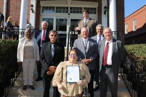"""Worcester Commissioners Declare October 15th 'White Cane Awareness Day"""""""