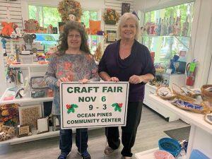 Pine'eer Craft Club Hold Annual Artisan & Craft Fair