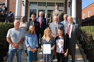 Commissioners Proclaim October Shore Craft Beer Month