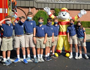 WPS Hosts Fire Prevention Assembly