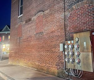 HDC Frowns On Tindley Mural Plans, Approves Alley, Sidewalk Art Efforts